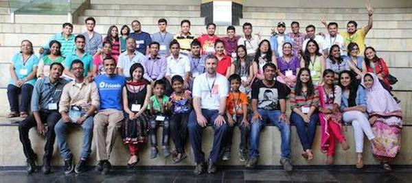 FRIENDS Conference in Mumbai, India